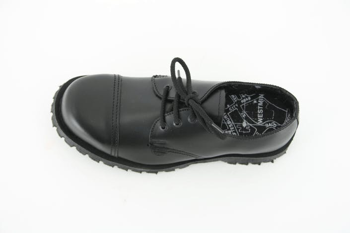 Tracker Black Leather