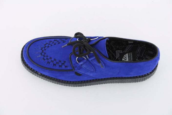 Wulfrun Blue Suede