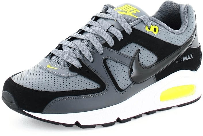 9043027d Köp Nike Air Max Command Leather CL GRY-BLACK gråa Skor Online ...