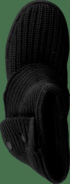 Kids Classic Cardy Wool/Black