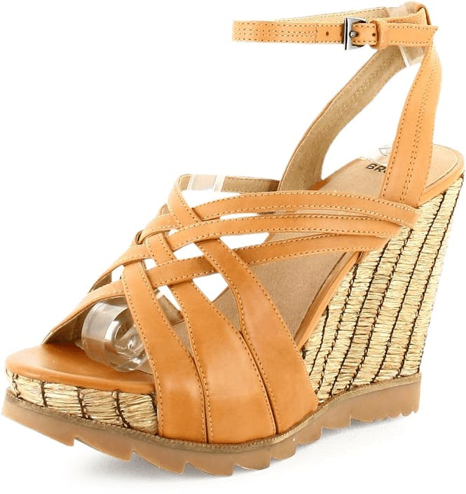 Sandal 83869-A-3 Toast Leather