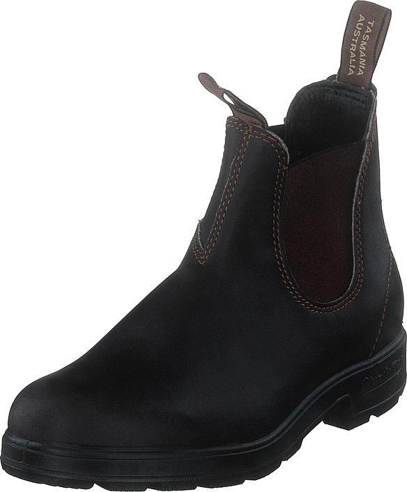 d0e7c0a16cc Köp Blundstone 500 Leather Brown svarta Skor Online | FOOTWAY.se