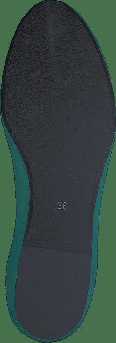 Turkise Suede Online 3449 Green Flats Sko Biz Shoe Kjøp qzRfwx1Bq