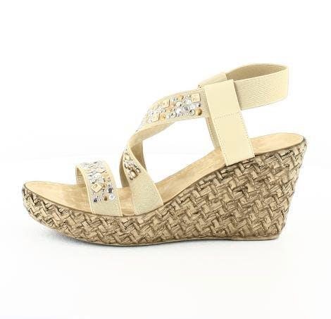 d2b5e8650e22 Buy Ilse Jacobsen Sandal W Stones Sand brown Shoes Online
