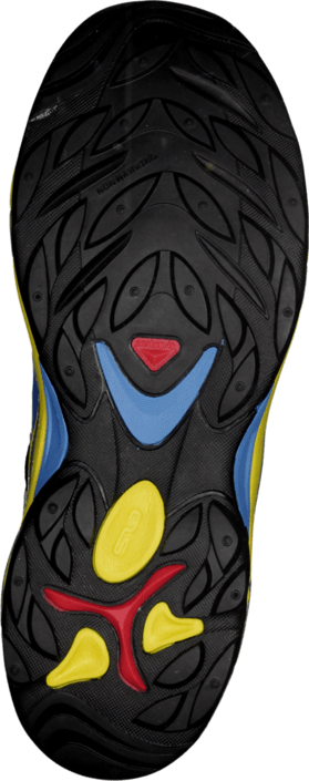 Salomon - Xt Wings K Grey Denim/Canary Yellow/Alu