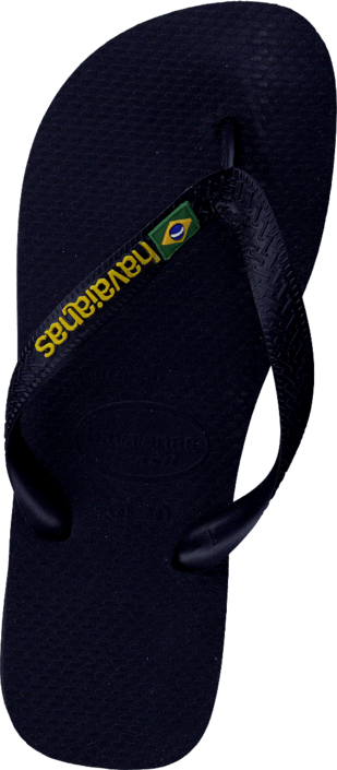 Havaianas - Kids Brasil Logo Black