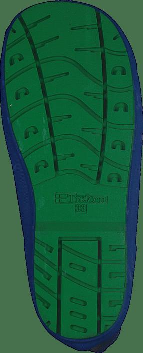 Tretorn - Gränna VInter Blue/Green 80