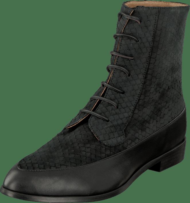 Kjøp Black Online Sko Sorte Billy Boots Rodebjer Structure tgw4qrzg