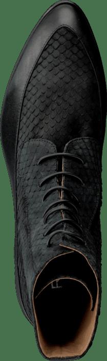 Structure Sorte Billy Black Online Rodebjer Kjøp Boots Sko FEq1T