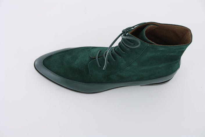 Billy Suede Green