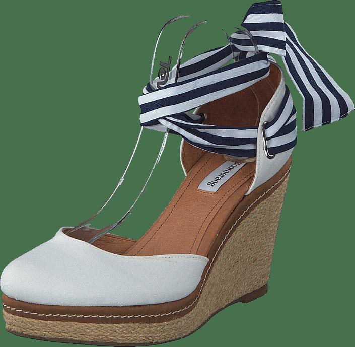 Kjøp Rodloga Boomerang Online White Heels Brune Sko rrF7A
