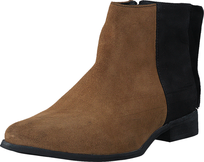 Black Lily - Roxette Ancle Boot Brown