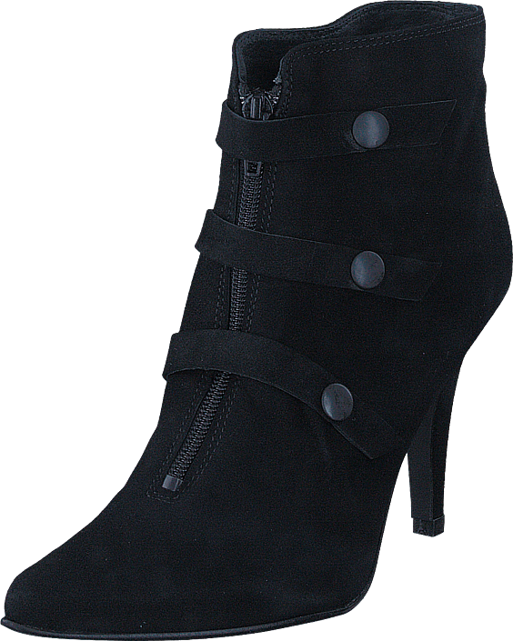 Ronja Ancle Boot Black
