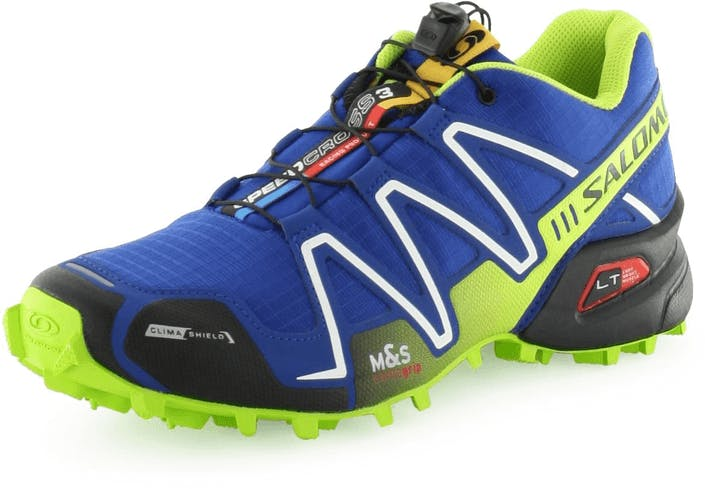 grande vente 38ac4 4fbf6 Speedcross 3 CS Cosmos Blu/Popgreen/Blac