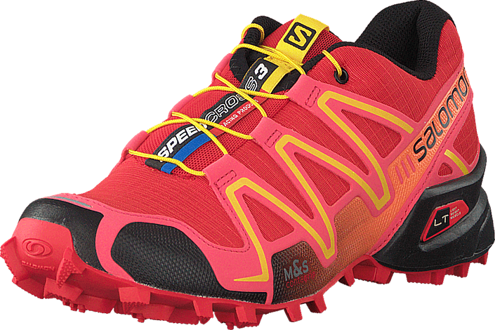 salomon speedcross 3 orange black junior