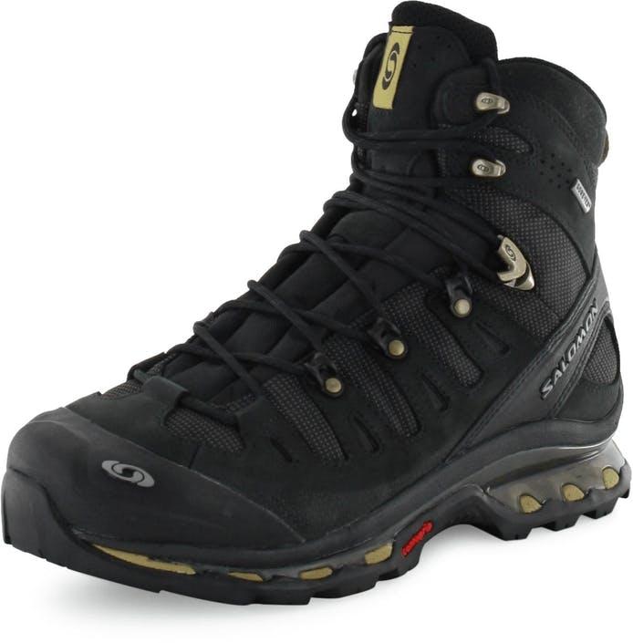0da8d7447509 Buy Salomon Quest 4D GTX Black Black Gold Equipe-X black Shoes ...