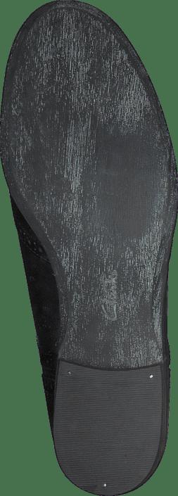 Clarks - Hamble Oak Black Leather