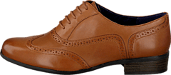 Hamble Oak Dark Tan Leather