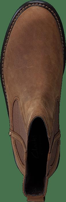Clarks - Orinoco Club Brown Snuff