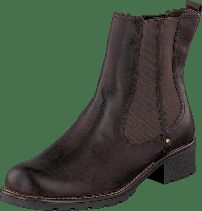 Orinoco Club Burgundy Leather