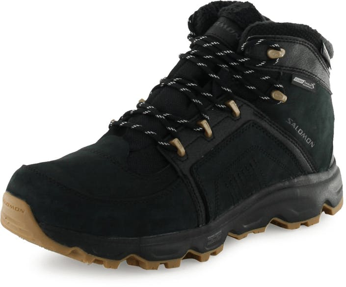 Rodeo CS WP Black Black/Gum1A