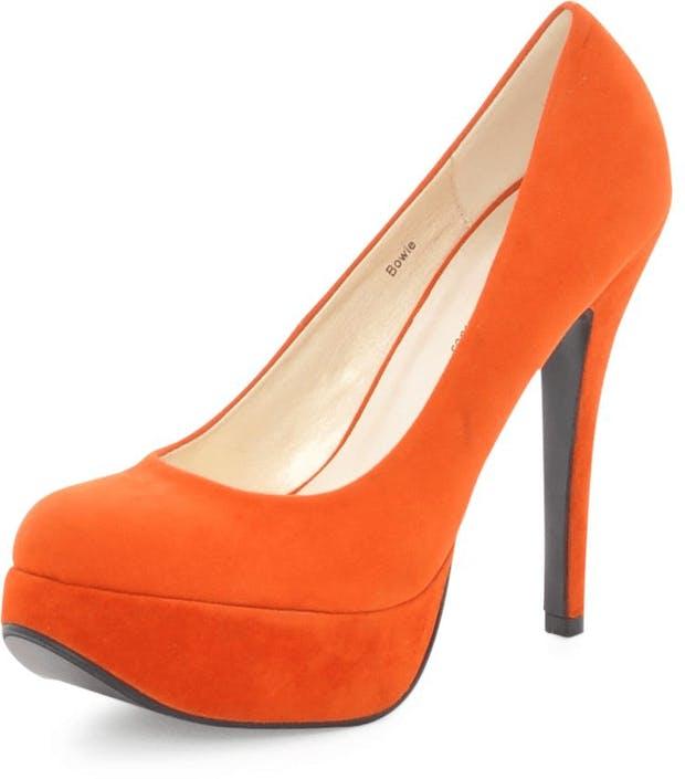 Sko no Rust Orange Shoes Bowie Kjøp oransje Sugarfree OnlineFOOTWAY JTlcK31Fu5