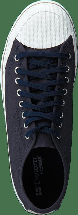 Kjøp Skymra Sko W Ebony Blå Poplin Sneakers Tretorn Sl Online Zrg0n5RqZw