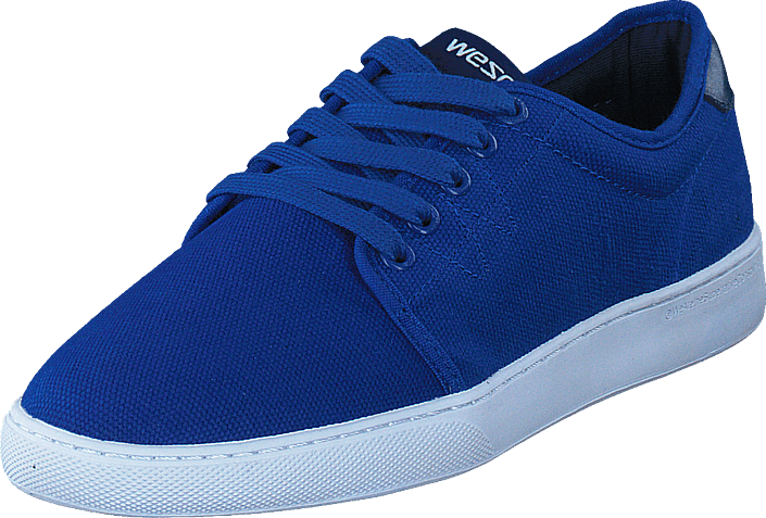 Edmond Low Top Royal Blue