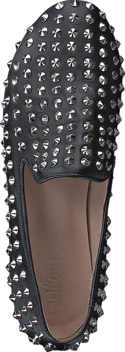 Rivet boot Black