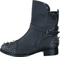 Rock 'n' roll boot Black