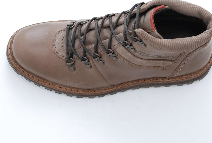 Earl Sport Pull up/Oil-Suede taupe