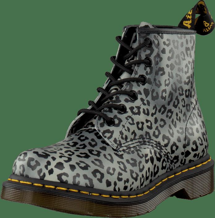 Boots Dr 101 Kjøp Sko Psych Charcoal Martens Grå Leo Online zqOnfd17O