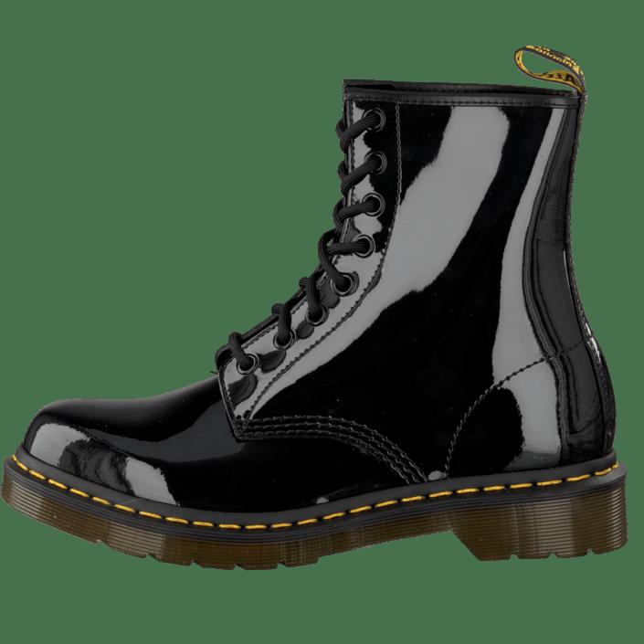 Osta Dr Martens 1460 Black Patent harmaat Kengät Online  b188872e4f