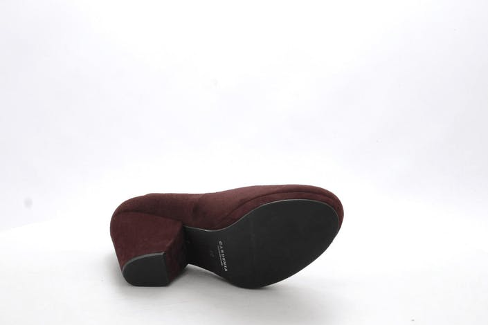 Shoe Plateau Black