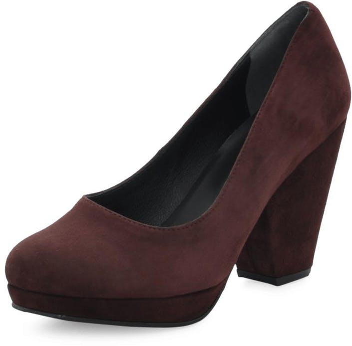 Shoe Plateau Black