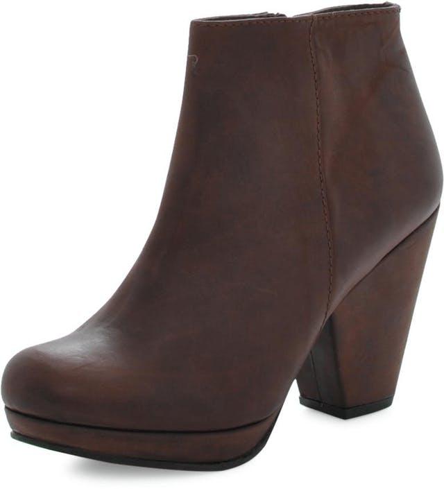 eed4c0dd5b0 Køb Gardenia Short Boot Brown Oregon brune Sko Online | FOOTWAY.dk