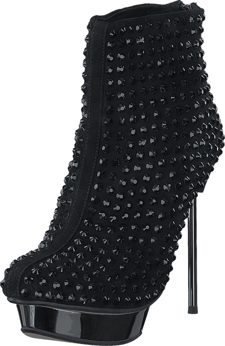 Black Highboots Friis amp; Sko Sorte Online Madge Kjøp Company fzIxggq