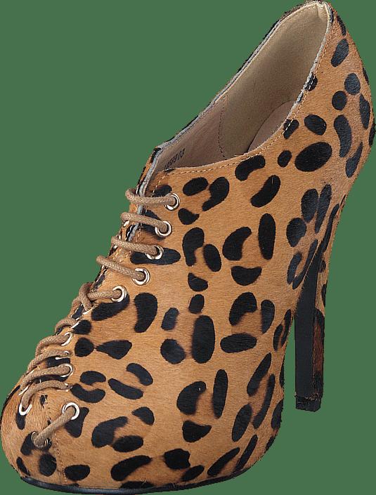 Leopard Friis Online Highboots Beige amp; Company Sko Lindsay Kjøp 7OwIqw