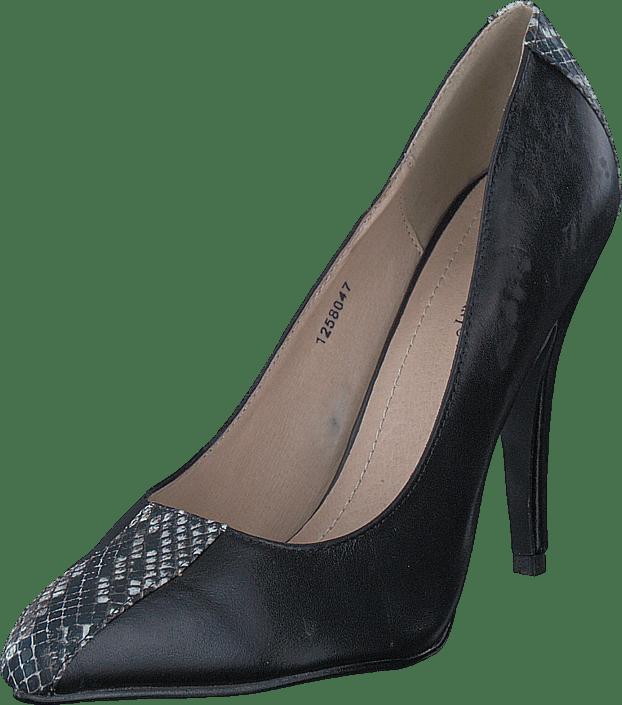 Friis Lorine Sko Online Company Black Heels amp; Sorte Kjøp W7cdZc
