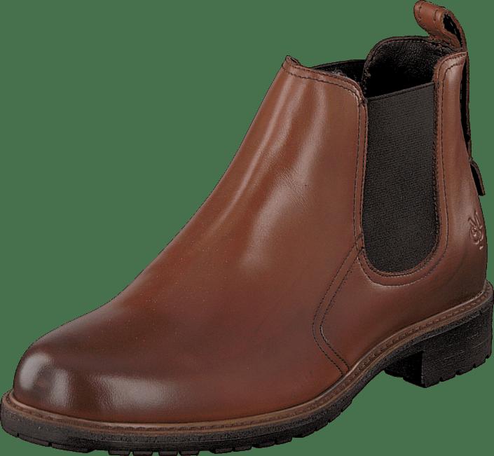 Flat 720 Marc Cognac Heel Boots Online Kjøp Sko Brune O'polo Chelsea qXfwOpdxEp