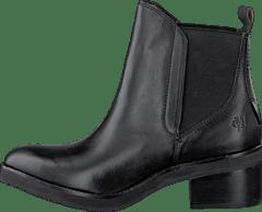 Marc O Polo - Mid Heel Chelsea 990 Black f6bb19722e