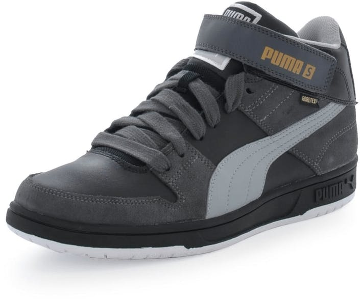 great prices lace up in classic lowest price 8226b 0854d puma junior smash v2 mid lenkkarit musta ...