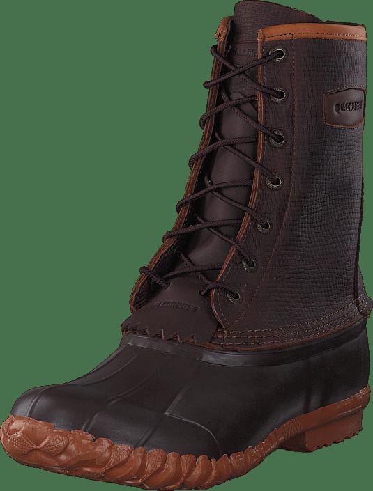 Uplander Pac Boots Brown