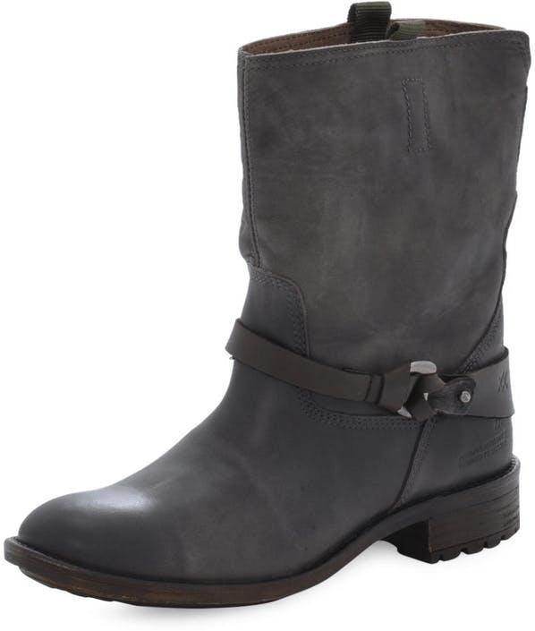 Mexx Mexx Boots Cow Denise Kjøp FOOTWAY 2 Sko Sko Sko Dark Lthr Brown Grå no Online 6qwFXgXdA
