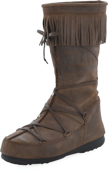super popular 423e5 fb9ce Moon Boot - Dakota Brown