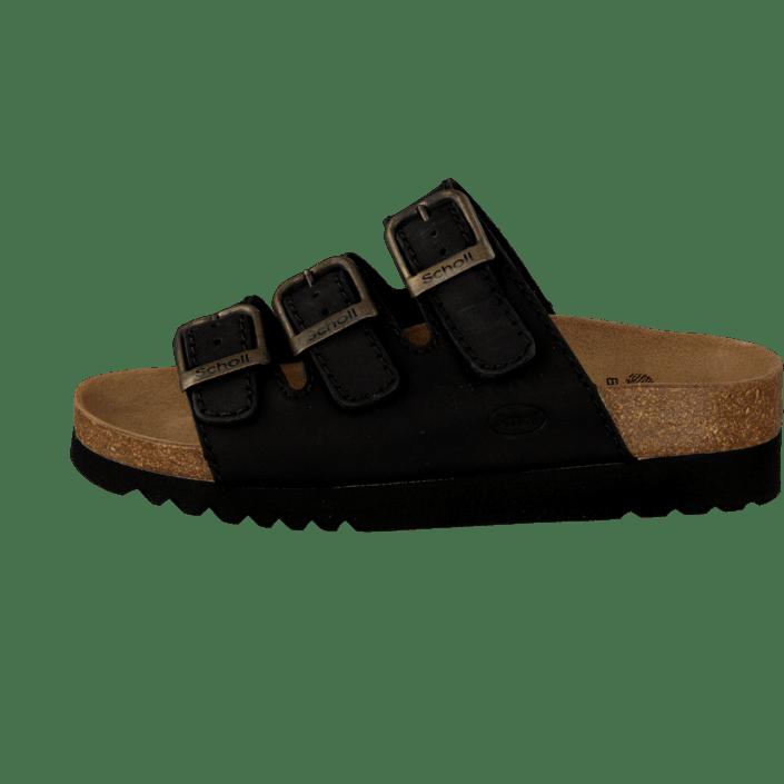 Kjøp Scholl Rio AD Black sko Online   FOOTWAY.no