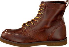 Sebago - Fairhaven Boot Brown oiled waxy 2b9cb3780b