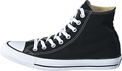 best service e6c93 cc73c Converse - Chuck Taylor All Star Hi Canvas Black
