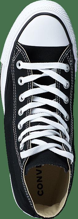 Taylor 07 Online Køb 04764 Black Canvas All Chuck Sportsko Sneakers Sko Star Converse Hi Og Sorte Zq1xqwgSE