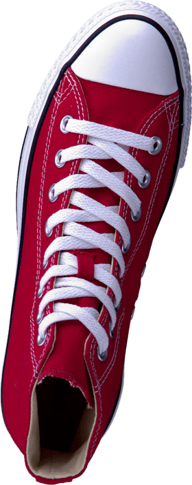 Chuck Taylor All Star Hi Canvas Red